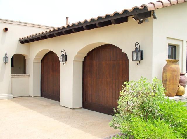 Garage Doors Mediterranean Garage Doors And Openers