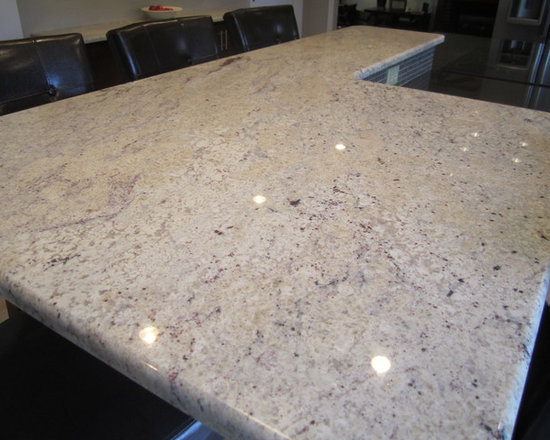 Bianco Romano Granite Design Ideas Pictures Remodel And