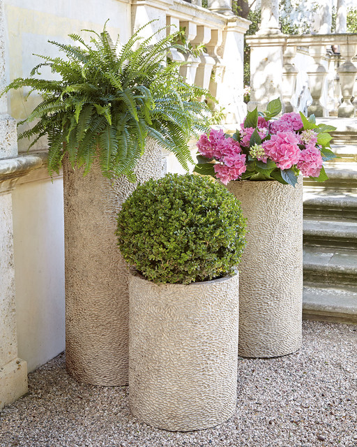 Verdun Large Planter Contemporary Indoor Pots And Planters
