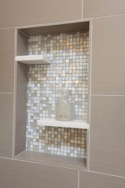 Mid Century Modern Master Bathroom Midcentury