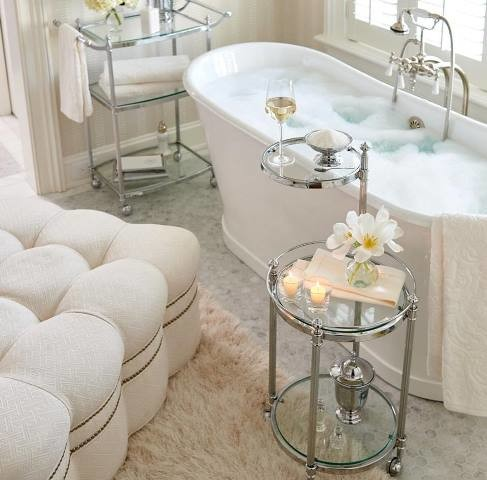 Need to organize your bathroom counter and bath for Bath countertop accessories