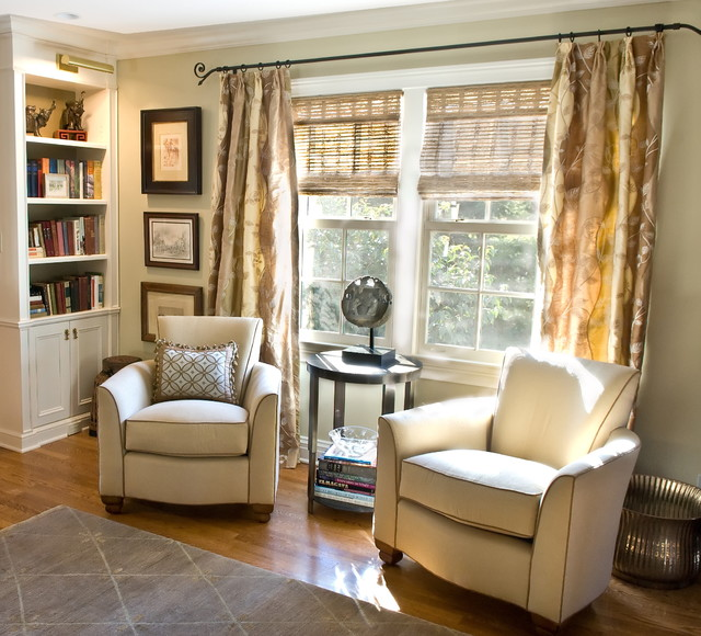 Asian-Inspired Window Treatments Home Guides SF