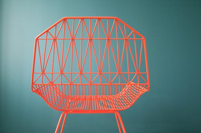 Farmhouse Chair modern-outdoor-chairs