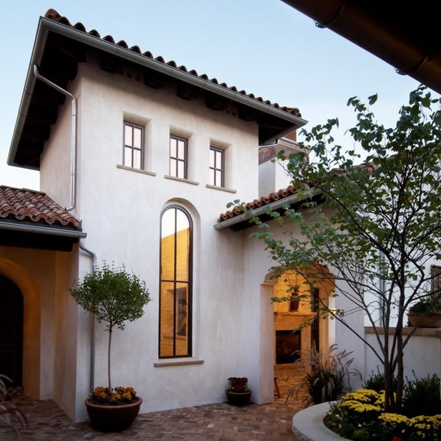 Exterior venetian plaster How to plaster a house exterior