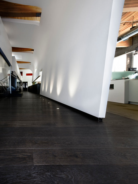SkB Architects Office - This was a great project in Seattle, WA with SkB Architects that has been an amazing example of how durable and simple our natural finish are in high-use areas.