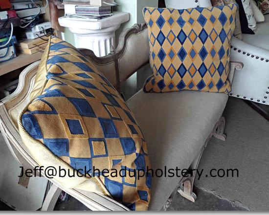 Pillows, Cushions & Bolsters -