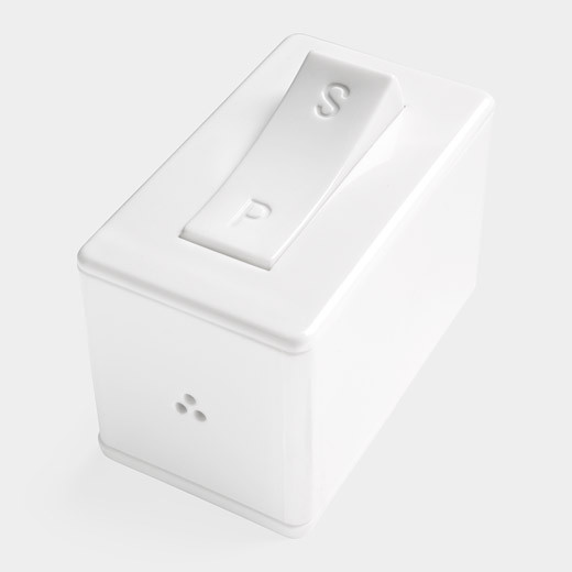 Switch Sallt & Pepper Dispenser contemporary-switches-and-outlets