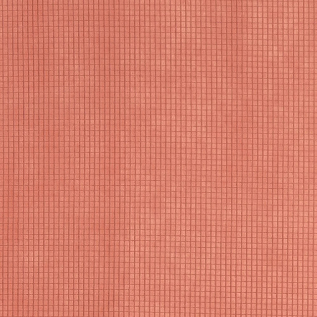 Solid Light Red Grid Microfiber Upholstery Fabric By The Yard ...
