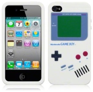 iPhone 4 Gameboy Cover  home electronics