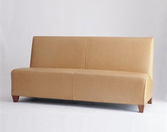 Paris Banquette by Jan Showers contemporary-indoor-benches