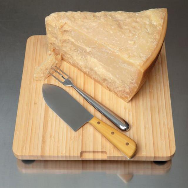 Alessi La Via Lattea - Hard Cheese Serving Fork modern-kitchen-tools