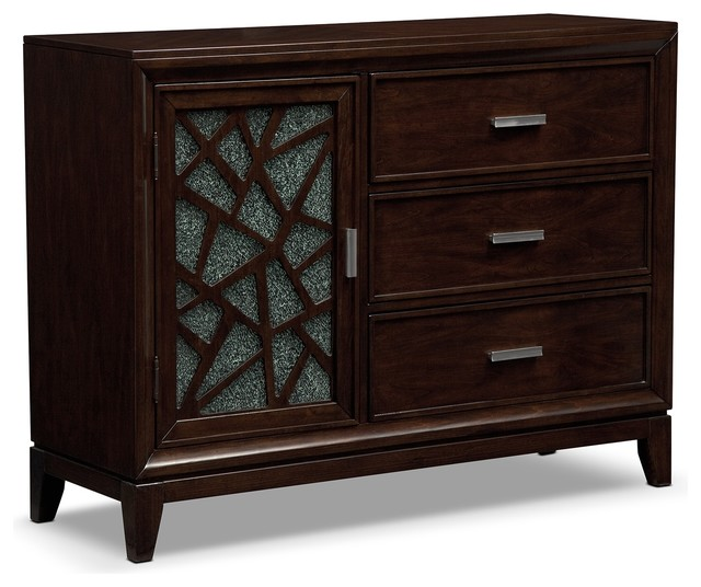Espirit Media Chest - Contemporary - Accent Chests And Cabinets - by Furniture.com