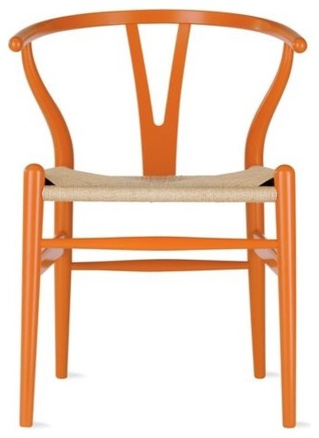 Wishbone Chair modern dining chairs and benches