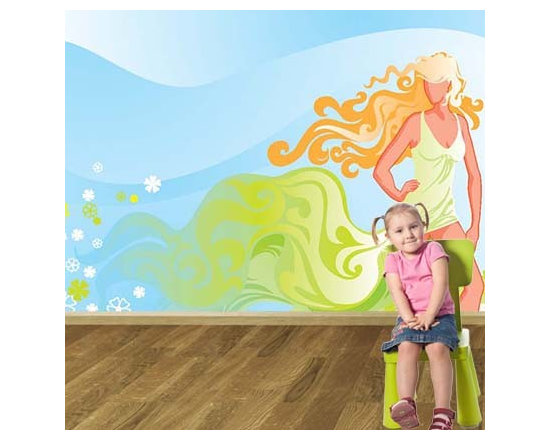 Wall Murals from Customized Walls -