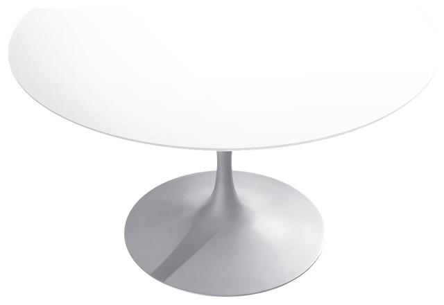 "47"" Round Saarinen Dining Table midcentury-dining-tables"