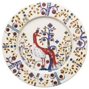 iittala Taika Plate - Salad modern-plates