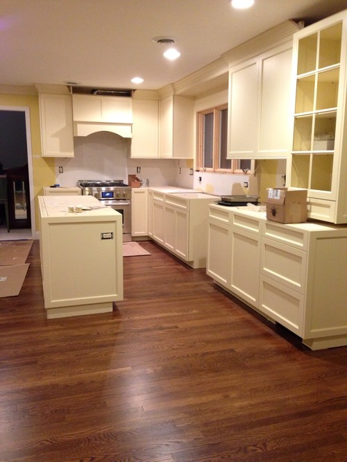 wall color for buttermilk cabinets