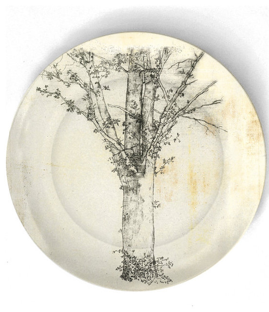 Contemporary Plates by Etsy