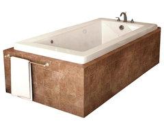 Atlantis Whirlpools 3660VNAR Bathtub modern-bathtubs