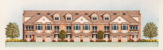 Great Neck Residential Development exterior-elevation
