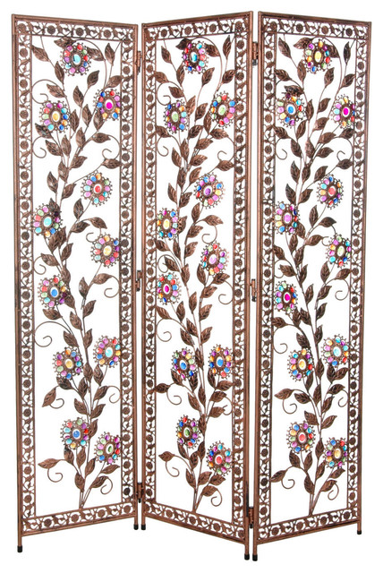 Decorative Folding Screens screens-and-room-dividers