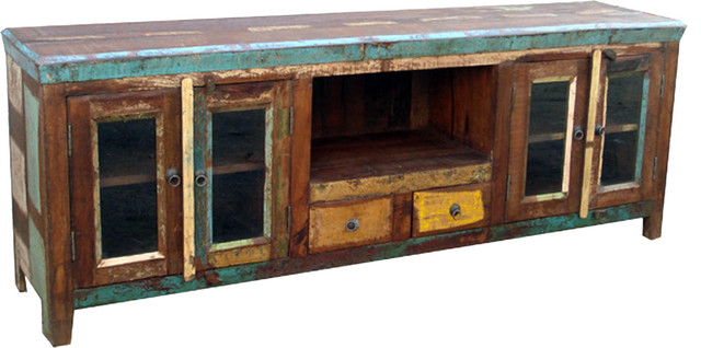 Rustic Furniture From India
