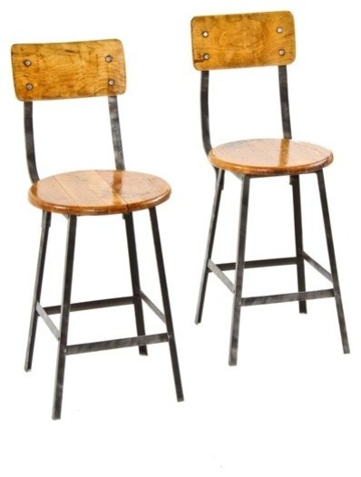 Industrial Stools Industrial Bar Stools And Counter