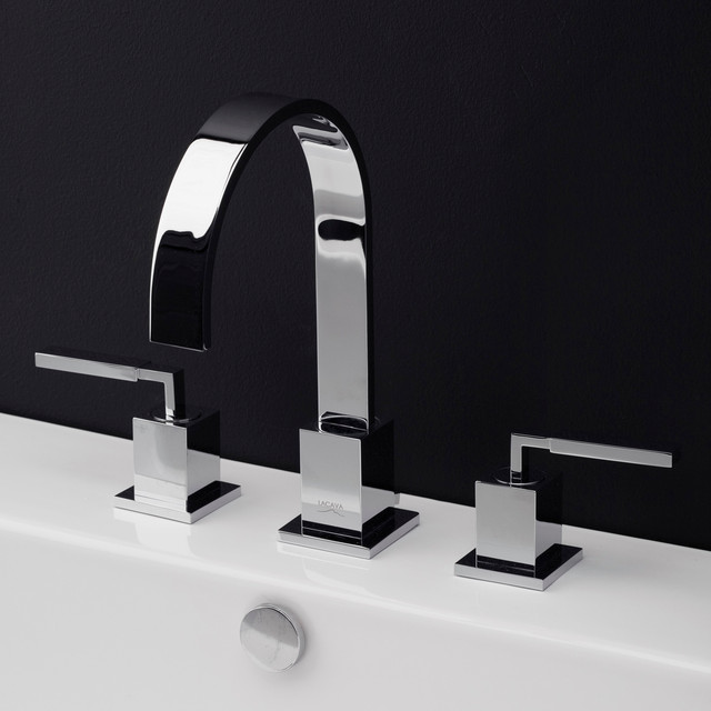 Kubista faucet 1403 contemporary bathroom faucets and for Modern bathroom fixtures