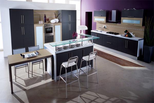 BILMA Kitchen Collection - ARAN Cucine (Italy) modern-kitchen-cabinetry
