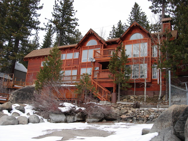 Donner Lake traditional-exterior
