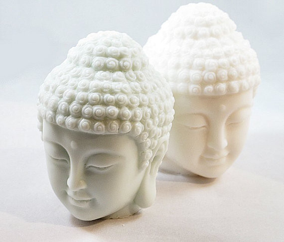 Buddha Soap Head By Soap Rhapsody asian bath products