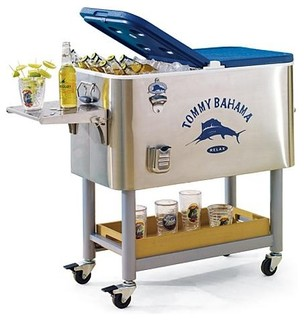 Tommy Bahama Swordfish Cooler Traditional Wine And Bar