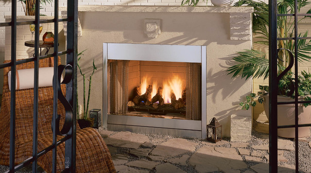 Fireplaces traditional-indoor-fireplaces