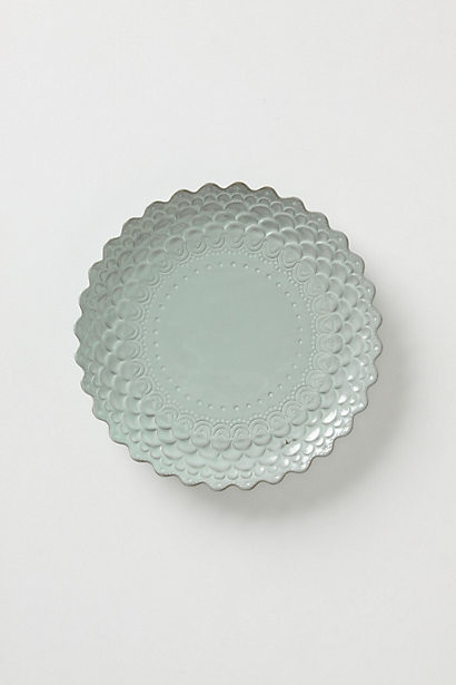 Piecrust Salad Plate contemporary-salad-and-dessert-plates