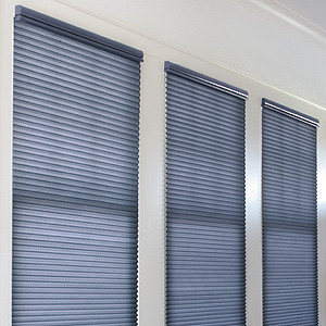 Levolor Single Cell Shades - Designer Textures and Light Filtering contemporary-cellular-shades