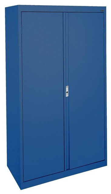 Storage & File Cabinets: Sandusky Garage Cabinets System Series 36 in. W x 64 - Contemporary ...