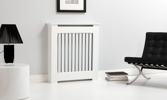 Modern Radiator Covers - Modern - manchester UK - by Kingston Cabinets