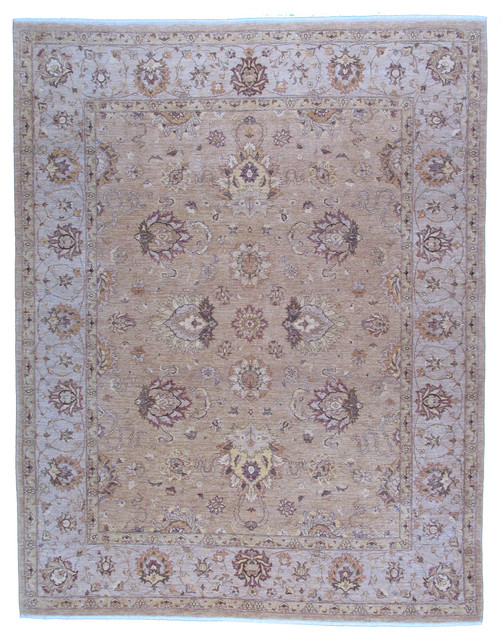 Natural-Dye Muted Traditional Rugs traditional-rugs