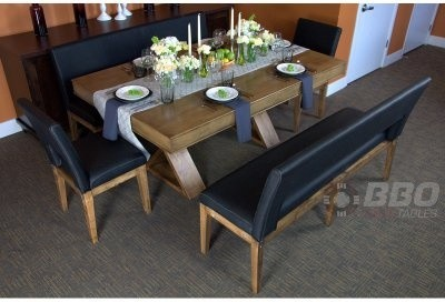 BBO Poker Tables The Helmsley Dining/Poker Table & Chair Package ...