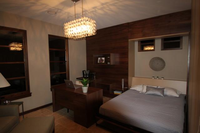 Jerry Bussanmas contemporary-bedroom
