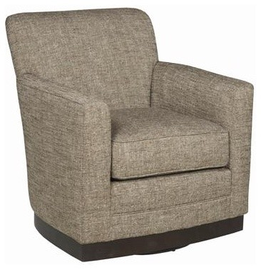 Paris Swivel Chair traditional-accent-chairs