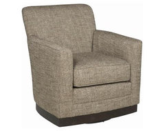 Paris Swivel Chair traditional-armchairs