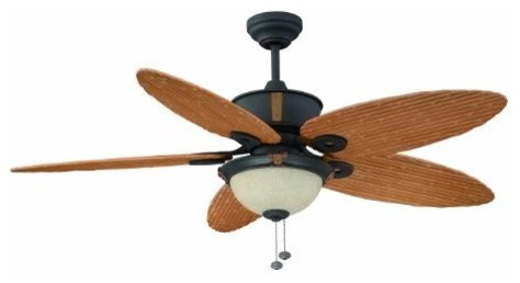 litex earhart collection 52 ceiling fan oil rubbed bronze asiatique ventilateur de plafond. Black Bedroom Furniture Sets. Home Design Ideas