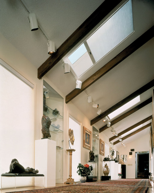 Shades For Your Skylight Or Roof Window Eclectic