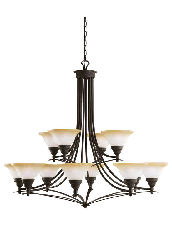 Grandiose Chandeliers - Pomeroy - Chandelier 12Lt