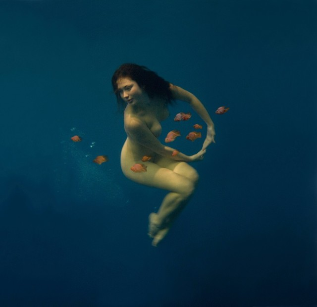 Contemporary Art Photography Figurative Color