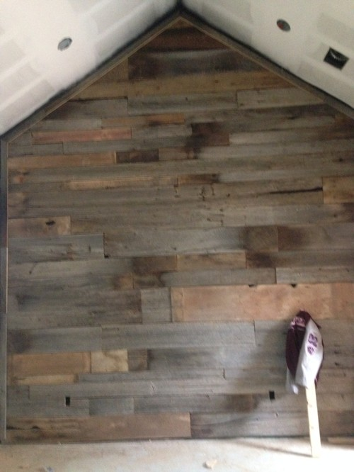 Need Help Coordinating Bedroom With Barn Wood Wall