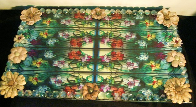 Designer Trays One Of A Kind contemporary