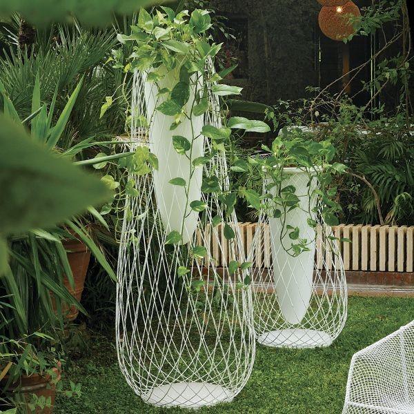 EMU Metal Vase Large Planter contemporary-outdoor-planters
