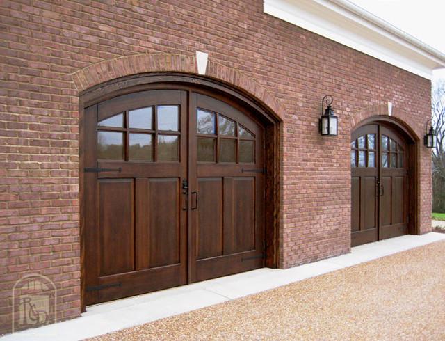Distressed black bathroom vanity - Real Carriage Doors Garage Doors And Openers By Real Carriage Door
